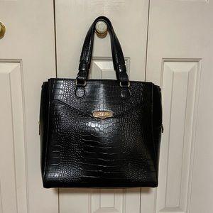 Versace genuine leather purse